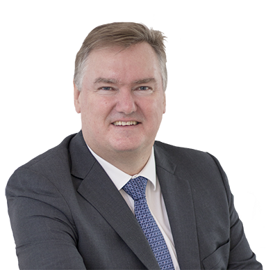 Gary Hales, Head of Equiom Fiduciary in the Middle East