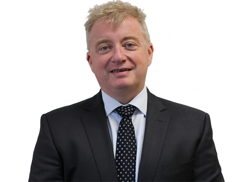 Gerard Delaney - Chief Commercial Officer