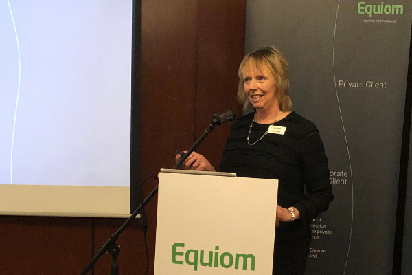 Helen Woods, Managing Director of Equiom Tax Services